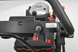 Benzinrasenmäher mit Elektrostarter